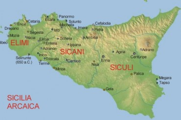 Differences between Western and Eastern Sicily