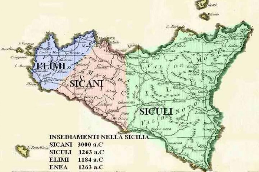 Sicanians in Sicily