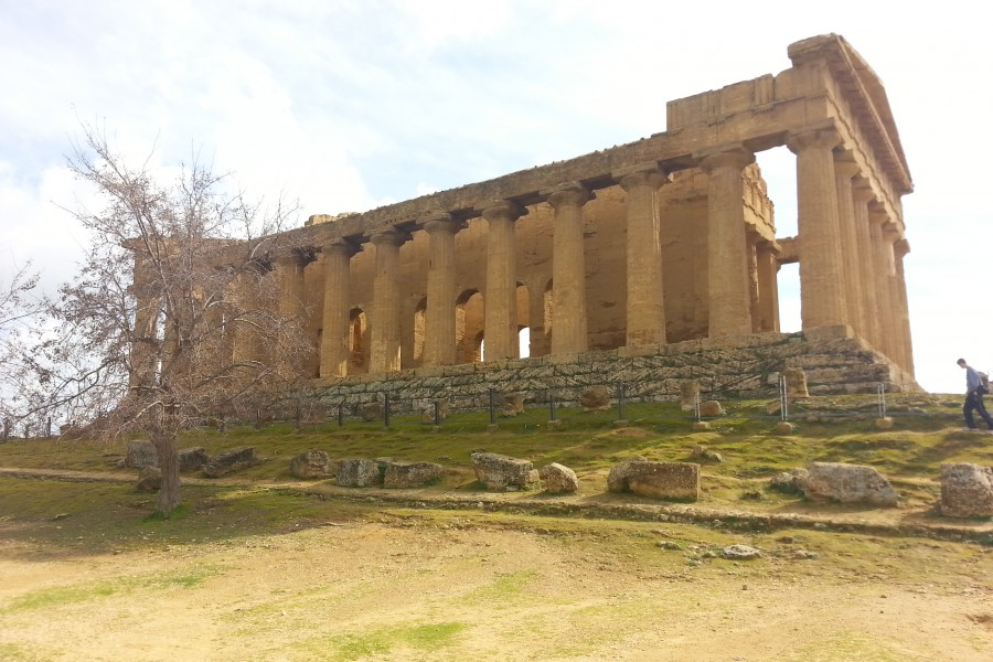 Agrigento: Temples Valley